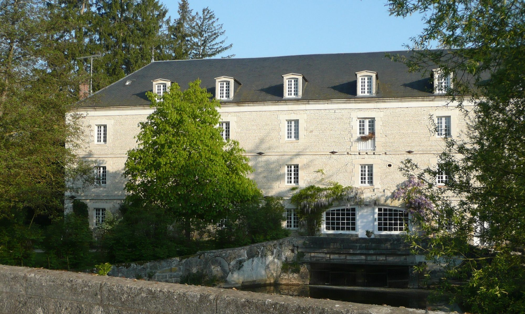 Le Moulin de Poilly